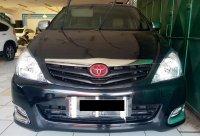 Jual Toyota Kijang Innova G Luxury 2010 MT (DP ceper)