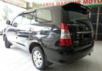 Toyota: Kijang Innova G Lux 2.0 AT 2012 Hitam (dp minim) (IMG-20180212-WA0017.jpg)