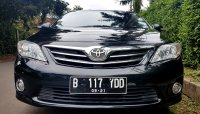 Jual TOYOTA ALTIS G AT Facelift 2011 Hitam Tgn 1 Low Km 70 Rb Istimewa