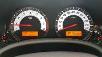 TOYOTA ALTIS G AT Facelift 2011 Hitam Tgn 1 Low Km 70 Rb Istimewa (Odometer.jpg)