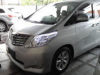 Jual Toyota: New Alphard 2.4 V Premium CBU 2TV 3Cam Home theather 18 speaker km50r