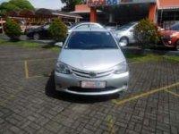 Toyota: jual etios E 2013 . 1.2 mt silver