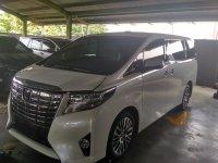 Toyota: ALPHARD 2017 TRUN HARGA LARIS MANIS TD MULAI 200 JTAAN SAJA (IMG_20180226_121410_HDR.jpg)