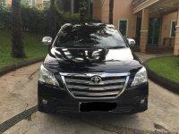 Jual Toyota: Innova 2.0 G MT 2015 Pemakai Tangan Pertama