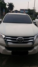 Jual TOYOTA FORTUNER EX TEST DRIVE