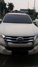 Jual TOYOTA FORTUNER EX TEST DRIVE