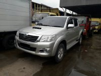 Jual Toyota Hilux 4x4 Double Cabin 2012