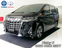 Jual Toyota New Alphard 2.5 G A/T 2018