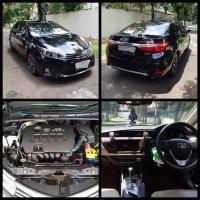 Jual Toyota: Corolla Altis 2014 Hitam Mulus