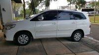 Toyota: DIJUAL CEPAT INNOVA G Bensin A/T 2013 Facelift