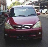 Jual Toyota Avanza Type G Tahun 2004