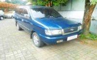Toyota: jual kijang LGX 1999