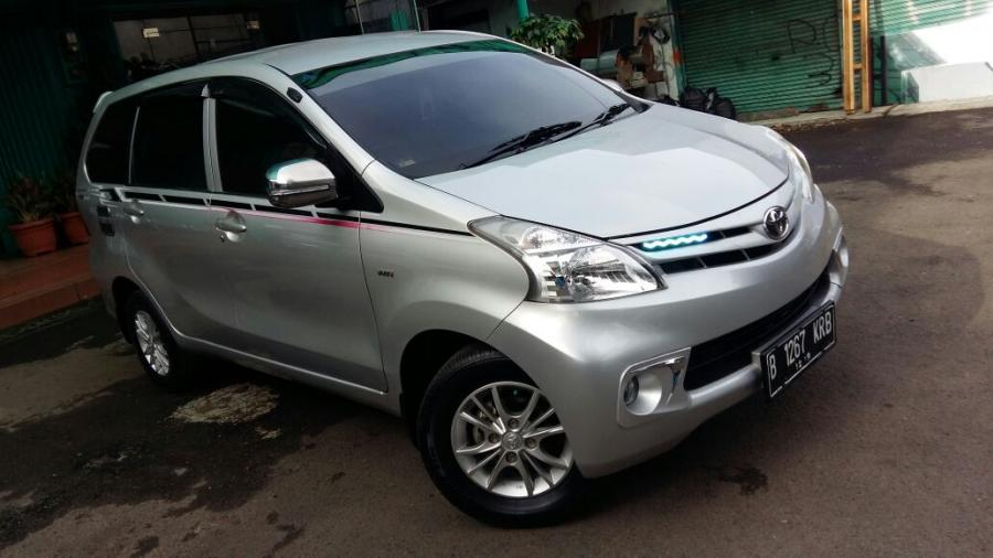 Toyota New Avanza Type E 1.3 Manual Airbag Tahun 2014 ...