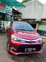 Jual Toyota New Avanza VELOZ 1.5 Matic Airbag Tahun 2015 Warna Merah Metalk