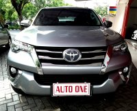 Jual Toyota Fortuner VRZ diesel Automatic