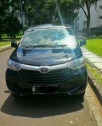 Jual Over Kredit Toyota Avanza E Manual ABS Hitam 2015