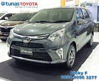 Jual Toyota New Calya 1.2 G A/T 2018, Harga Terbaik
