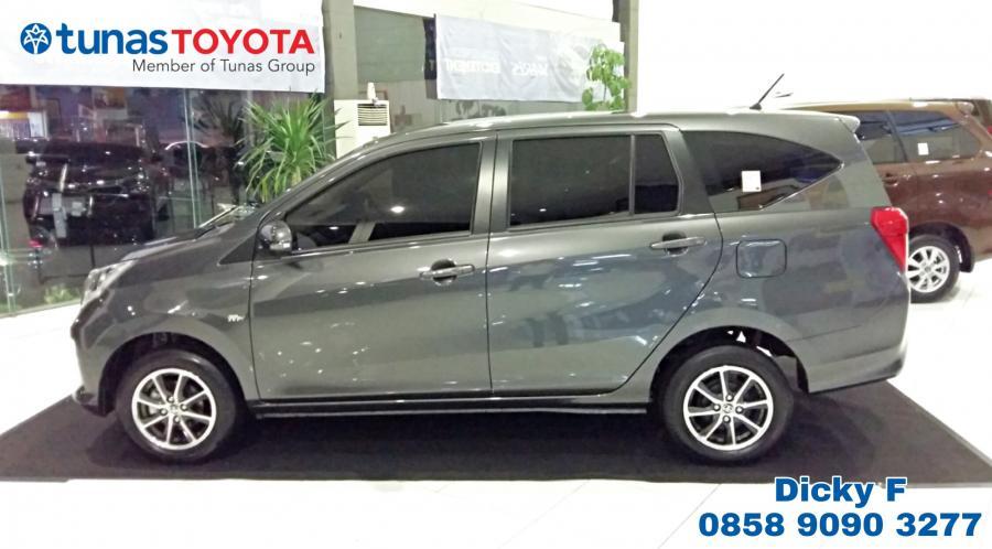 Toyota New Calya 1.2 G A/T 2018, Harga Terbaik + 1 TAHUN ...