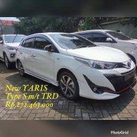 Jual Toyota: New Yaris TRD Sportivo