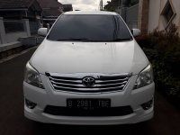 Jual Toyota Innova V luxury 2.0 cc Th.2012 Automatic