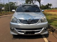Toyota: Avanza 1.5 S At 2009 Silver