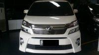 Toyota Vellfire 2.4 ZG 2013  istimewa