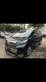 Jual READY ALL NEW TOYOTA VELLFIRE NEW MODEL 2018 UNIT LANGKA