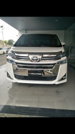 Toyota: READY ALL NEW VELLFIRE NEW MODEL 2018 LANGKA