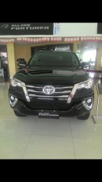 Jual Toyota: READY FORTUNER G MANUAL HITAM VINCODE 2017 UNIT LANGKA