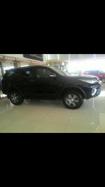 Jual Toyota: LAST STOK FORTUNER G MANUAL 2017 UNIT LANGKA
