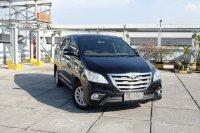 Jual Toyota Grand Innova 2013 V At Diesel 2.5 Hitam Facelift cukup DP 46jt
