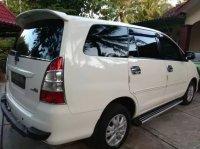 Jual Toyota: Innova 2012 MT asli ab tgn pertama