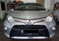 Jual Toyota Calya G AT 2016 KM rendah (DP ceper)