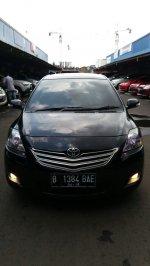 Jual Toyota: Vios G AT 2013 Black Istimewa TDP Murah