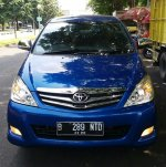 Jual Toyota: Innova G MT 2009 Biru Special Edition Hanya Satu Full Modif!