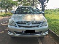 Jual Toyota: Innova 2.0 V At 2005 Silver