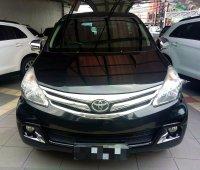 Jual harga mobil Toyota Avanza 2014 Hitam 1.3 G AT hitam