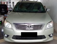 Jual harga mobil Toyota Kijang Innova 2013 tipe 2.0 G AT