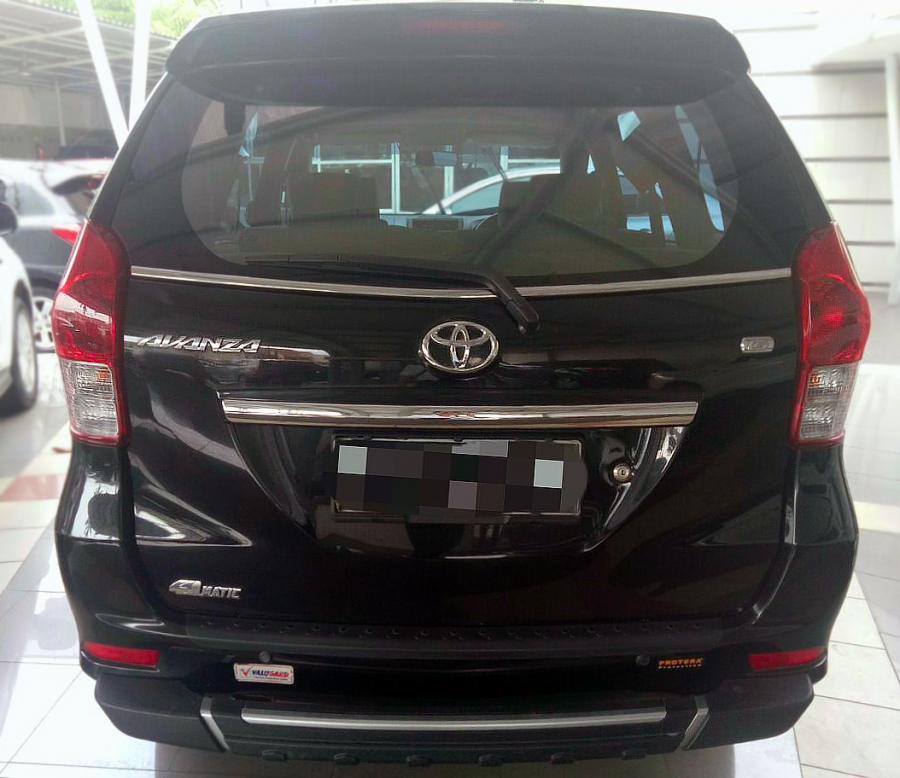 Avanza 2014 second Jakarta|depok tipe g at hitam ...