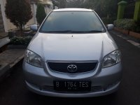 Toyota Vios G 1.5cc Th'2003 Manual