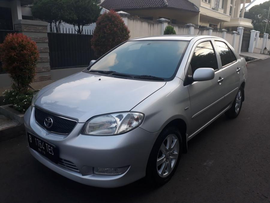 Toyota Vios G 1.5cc Th'2003 Manual - MobilBekas.com