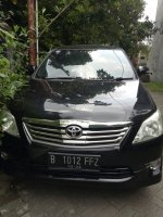 Jual Toyota: Kijang innova G luxury manual bensin 2012