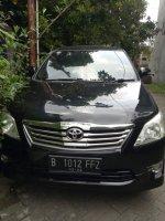 Toyota: Kijang innova G luxury manual bensin 2012