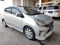 Jual Toyota Agya TRD 2014 automatic (DP minim)