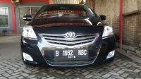 Jual Toyota Vios G 2010 Manual Hitam