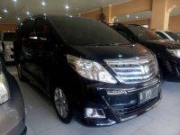 Toyota: Alphard 2.4 Tahun 2012