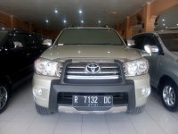 Toyota: Fortuner 2.5 G Diesel Tahun 2011