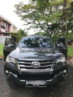 Jual Toyota Fortuner 2.4 G 2016, Kondisi Prima