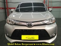 Jual Toyota grand new Avanza 1.5 Veloz Manual 2016 silver metalik