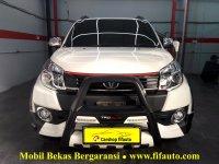 Jual Toyota Rush 1.5 S TRD sportivo Ultimo 2016 Automatic PUTIH